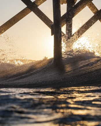 Pier Splash