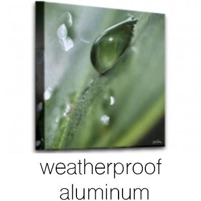 Weatherproof Aluminum