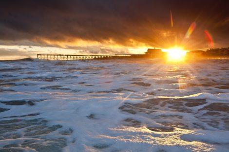 """""""Solar Surf"""" Coastal Art by EDA Surf"""
