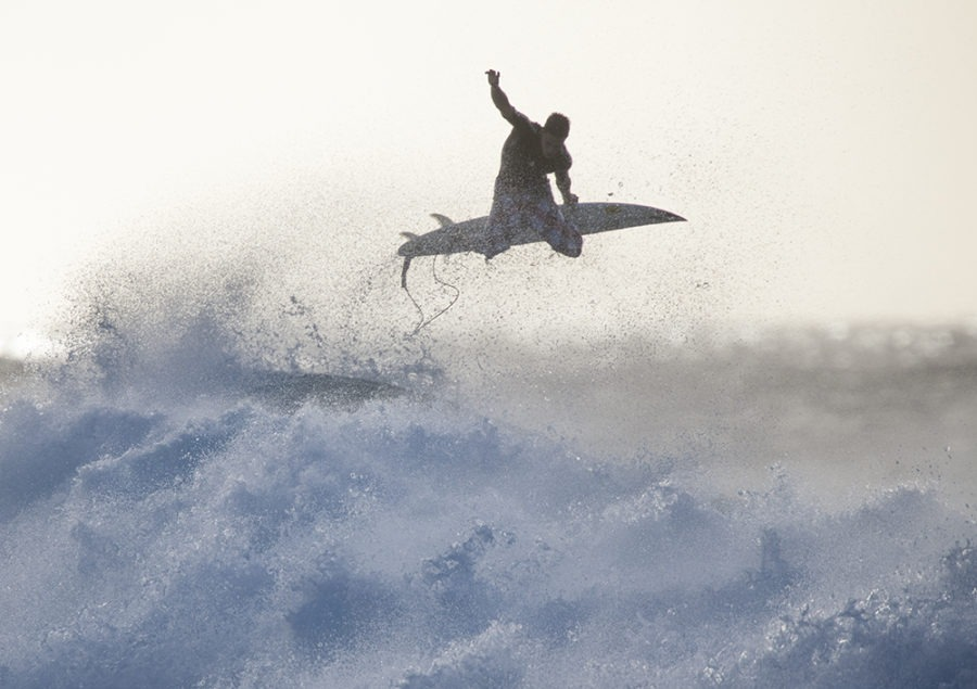 """Grabs"" Surf Art by EDA Surf"
