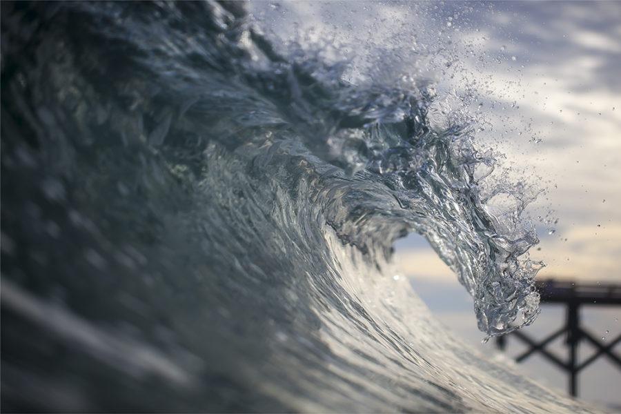 """Next Day"" Surf Art by EDA Surf"