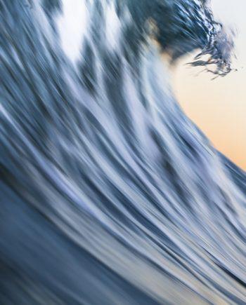 Offshore surf art