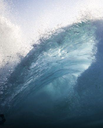 """Blue Lips"" Surf Art by EDA Surf."