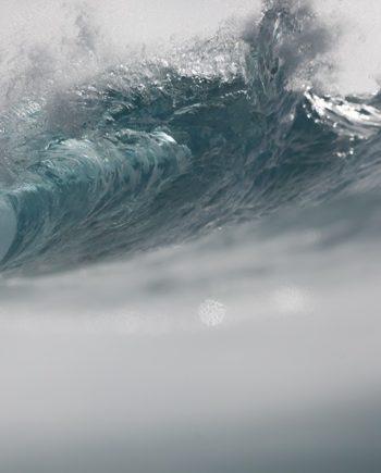 Blue Movement surf art