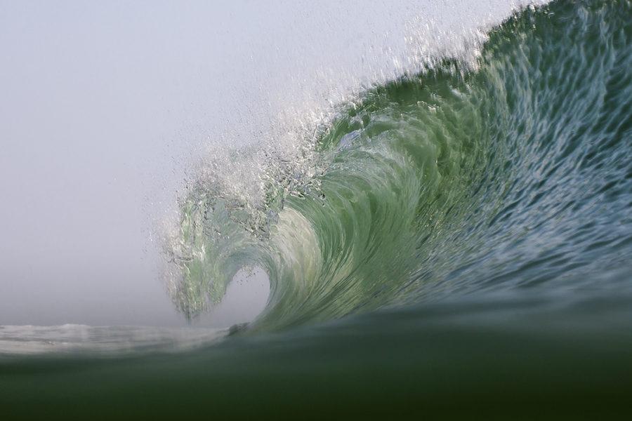 """""""Sand Break"""" Surf Art"""