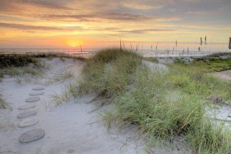 path of light coastal art