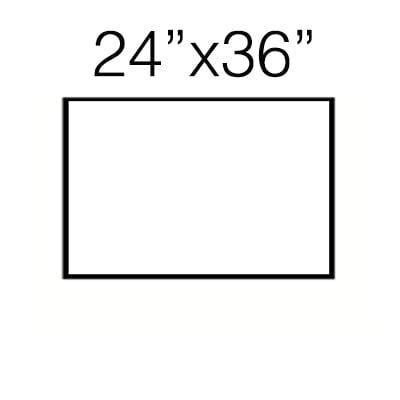 24″ x 36″