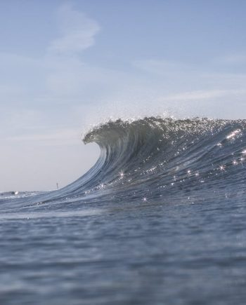 """""""Clean Waters"""" Wave Photography Art"""