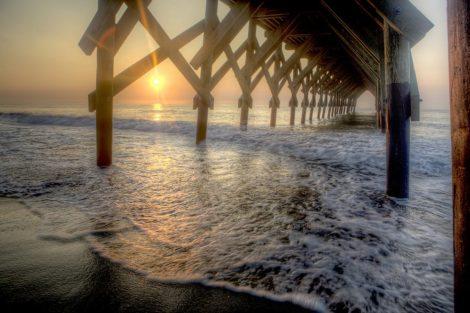 structured mornings sunrise art