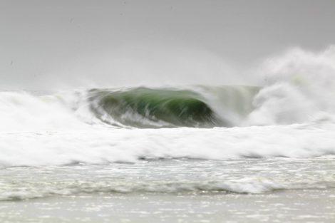 masonboro white surf art print