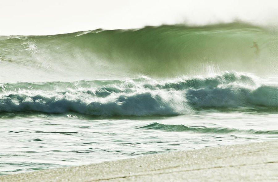 ghost surfer surf art