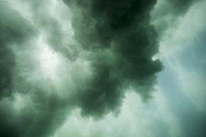 """Steamer Turbulence"" Surf Water Art"