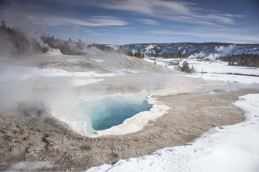 Water Photography from Yellowstone
