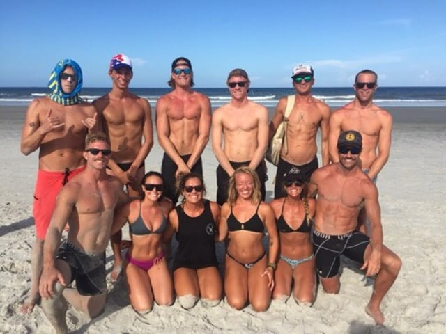 2017 Wrightsville Beach Ocean Rescue Competition